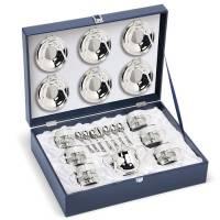 Кофейный набор на 6 персон Chinelli  2035000