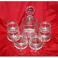 Набор для виски Linea Argenti CR1803