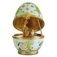 "Яйцо ""Кролик"" FABERGE 3529-725"