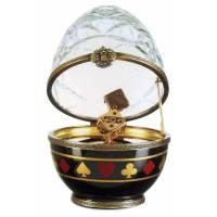 "Яйцо ""Казино"" FABERGE 1543-43"