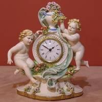 Часы с ангелочками 403/PP