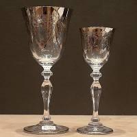 Набор бокалов для вина (6 шт.)  Cre Art 104153