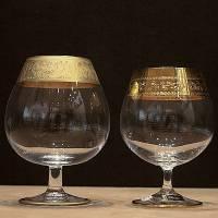 Набор бокалов для коньяка (6 шт.)  Cre Art 100015