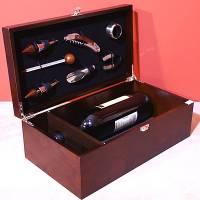 Подарочный набор для вина Linea Argenti 19464