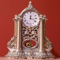 Настольные часы с маятником Linea Argenti ORP823