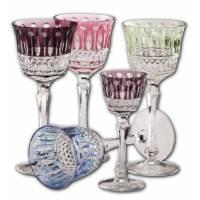 """Набор из 6-ти стаканов для красного вина """"Odessa"""" FABERGE 530016"""