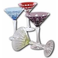 """Набор из 4-х фужеров для мартини """"На здоровье"""" FABERGE 526-074"""