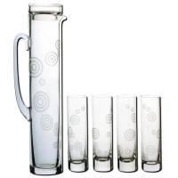 Набор из кувшина и 4 стаканов Baccarat 2516434