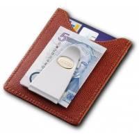 Футляр для кредитных карт с клипом для денег Dalvey dl413