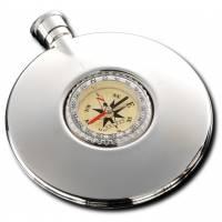 Фляга экспедиционная с компасом Dalvey dl527