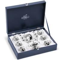 Кофейный набор на 6 персон Chinelli 2068001