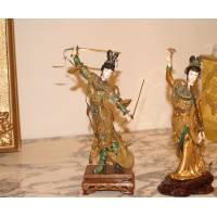 "Скульптуры парные ""Фигуры Японок"" 6PR29"