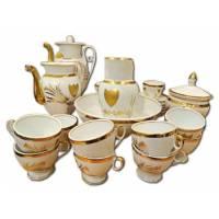 Сервиз чайный, 27 предметов 6F31