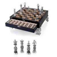 Шахматный набор с ячейками Linea Argenti SCO208