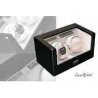Шкатулка с автоподзаводом для 2-х часов LuxeWood LW012-5