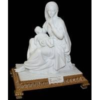 "Скульптура ""Дева с младенцем"" 512/TICHE"