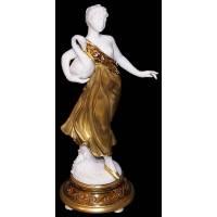 """Статуэтка """"Богиня с лебедем"""" 690/TICHE"""