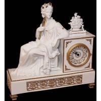 "Часы каминные ""Империя"" 266B/TICHE"