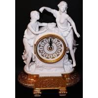 "Часы ""Две девушки"" 516/TICHE"