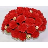 Декоративная корзина Artigiano Capodimonte 0210/18/red/1