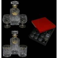 Набор для виски и коньяка Cre Art SG10236