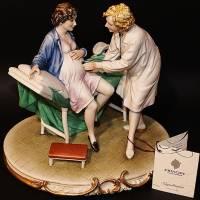 "Статуэтка ""Акушерка"" Porcellane Principe 718/PP"