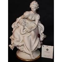 "Статуэтка ""Мама с ребенком Porcellane Principe 822B/PP"