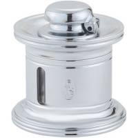 Чернильница (хром/серый) El Casco M656CG