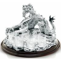 "Набор для водки ""Дракон"" Chinelli 2071900"