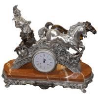 """Часы """" Колесница"""" Linea Argenti ORO824NO"""