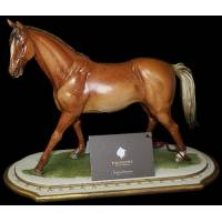 "Статуэтка ""Лошадь"" Porcellane Principe 637/PP"