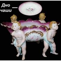 """Ваза для фруктов """"Ангелы"""" Tiche 629/TICHE"""