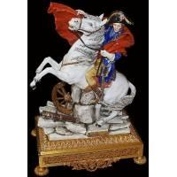 """Скульптура """"Наполеон на коне"""" Tiche 168/TICHE"""