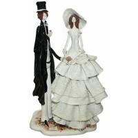 """Скульптура """" Свадебная пара"""" Zampiva 70216/Z"""