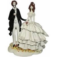 """Скульптура """"Свадебная пара"""" Zampiva 70024/Z"""