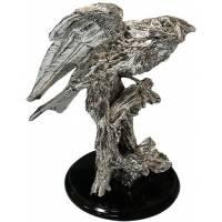 "Статуэтка ""Орёл сидящий на стволе дерева"" Euro FAR F501A-CB"