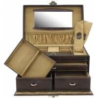 Шкатулка для драгоценностей Champ Collection 32040-3