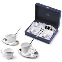 "Набор для кофе на 2 персоны ""RICCIOLO"" Chinelli 2005400"