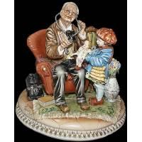 """Статуэтка """"Кукольный доктор"""" Elite & Fabris 1542/EL"""