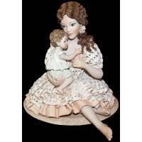 """Кукла """" Счастливый момент"""" Sibania SB75-MOMENTILIETIPIZ"""