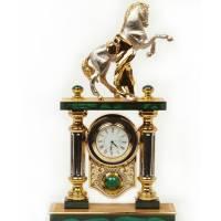 """Часы """"Скакун"""" Златоуст RV6531CG"""