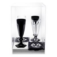 Набор из 4-х фужеров для вина Harcourt Baccarat 2609657