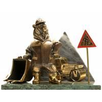 """Скульптура """"Дорожный строитель""""  RV11929CG"""