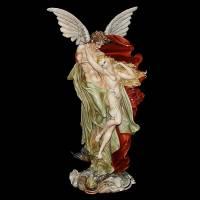 """Скульптура """"Амур и Психея"""" Elite & Fabris 2020/EL"""