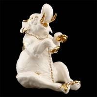 """Статуэтка """"Сидящий слон"""" Ahura SR1495C/AOLY"""