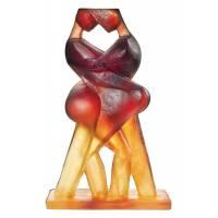 """Скульптура """"Танго в париже"""" 375 экз. Daum 03114"""