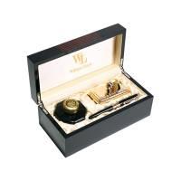 Набор: ручка перьевая, чернильница, блоттер Pierre Cardin 568400
