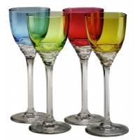 """Набор из 4-х бокалов для вина """"Океания"""" FABERGE 542124"""