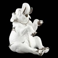 "Статуэтка ""Сидящий слон"" Ahura SR1495C/BPLY"