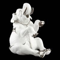 "Статуэтка ""Сидящий слон"" Ahura SR1495C/1/BPLY"